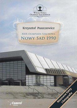 XXIX Olimpiada Szachowa - Nowy Sad 1990-Puszczewicz Krzysztof
