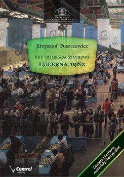 XXV Olimpiada Szachowa. Lucerna 1982-Puszczewicz Krzysztof