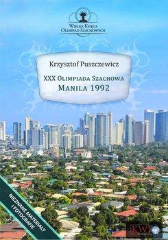 XXX Olimpiada Szachowa Manila 1992-Puszczewicz Krzysztof