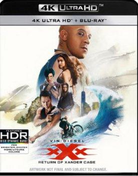 xXx - The Return of Xander Cage (brak polskiej wersji językowej)-Caruso D.J.