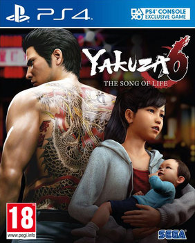 Yakuza 6: The Song of Life - Ryu ga Gotoku Studio
