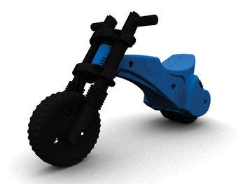 YBike, rowerek biegowy, niebieski-YBike