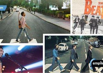 """""""Yesterday"""", czyli o (nie) wyobrażalnym świecie bez Beatlesów"""