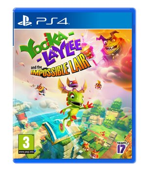 Yooka-Laylee and the Impossible Lair-Playtonic Games