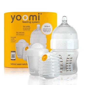 Yoomi, Butelka z kapsułą i podgrzewaczem, 140 ml