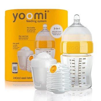 Yoomi, Butelka z kapsułą i podgrzewaczem, 240 ml -Yoomi