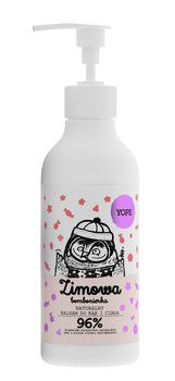 Yope, Zimowa Bombonierka, balsam do ciała, 300 ml-Yope