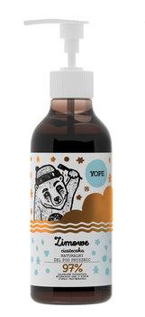 Yope, Zimowe Ciasteczka, żel pod prysznic, 400 ml-Yope