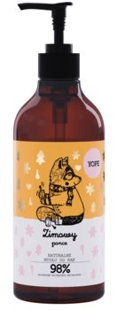 Yope, Zimowy Poncz, naturalne mydło do rąk, 500 ml-Yope