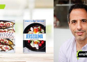 Yotam Ottolenghi – odważna i obfita kuchnia bliskowschodnia
