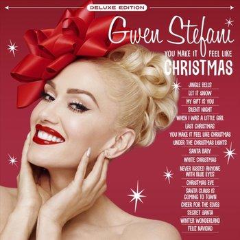 You Make It Feel Like Christmas-Gwen Stefani