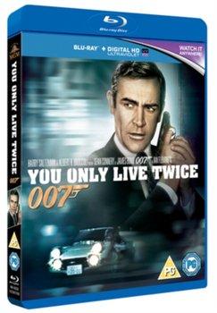 You Only Live Twice (brak polskiej wersji językowej)-Gilbert Lewis