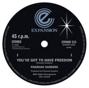 You've Got To Have Freedom / Got To Give It Up - Pharoah Sanders