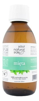 Your Natural Side 100% naturalna Woda miętowa (Your Natural Side) 200ml-Your Natural Side