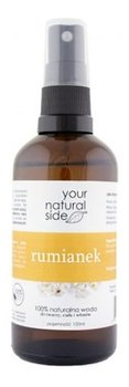 Your Natural Side 100% Naturalna Woda Rumiankowa 100ml-Your Natural Side
