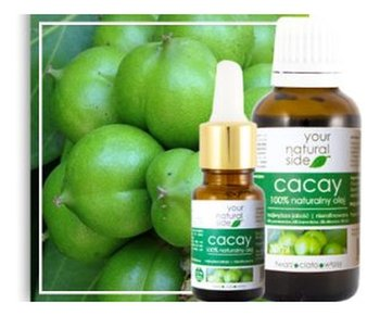 Your Natural Side, olej cacay, 10 ml -Your Natural Side