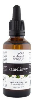 Your Natural Side Olej kameliowy - nierafinowany 50ml-Your Natural Side