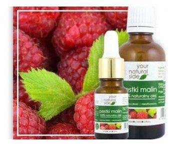 Your Natural Side, olej z pestek malin, 10 ml -Your Natural Side