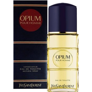Yves Saint Laurent, Opium pour Homme, woda toaletowa, 100 ml - Yves Saint Laurent