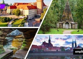 Magiczne miejsca w Polsce