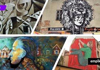 Nietypowa majówka: najciekawszy streetart w Polsce