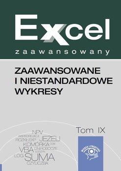 Zaawansowane i niestandardowe wykresy. Excel zaawansowany. Tom 9-Kudliński Jakub, Cierzniewska-Skweres Malina