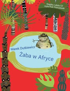 Żaba w Afryce. Wiersze dla dzieci                      (ebook)