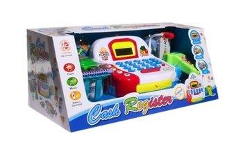 Zabawka interaktywna Kasa sklepowa z akcesoriami
