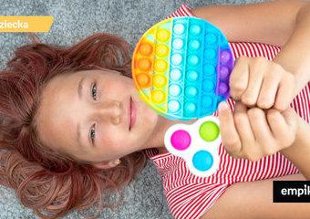 Zabawki antystresowe – pomoc w nerwowej sytuacji