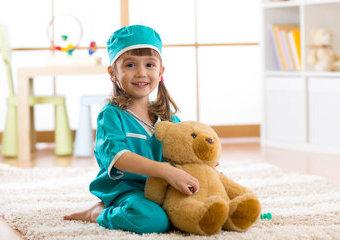 Zabawki dla czterolatka - 10 pomysłów na prezent z okazji Dnia Dziecka