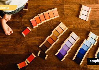 Zabawki Montessori – co to jest?