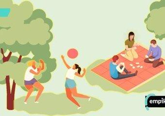 Zabierz grę do parku. Plenerowe gry ruchowe dla dorosłych lub całych rodzin