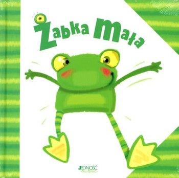 żabka Mała Okładka Twarda