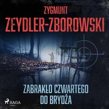 Zabrakło czwartego do brydża-Zeydler-Zborowski Zygmunt