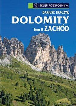 Zachód. Dolomity. Tom 2-Tkaczyk Dariusz