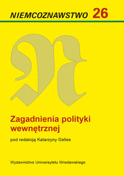 Zagadnienia polityki wewnętrznej-Opracowanie zbiorowe