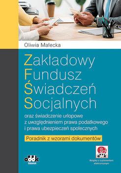 Zakładowy fundusz świadczeń socjalnych-Małecka Oliwia