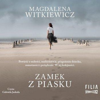 Zamek z piasku-Witkiewicz Magdalena