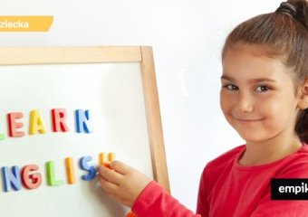 Zamiast wkuwać – baw się! Zabawki do nauki języka angielskiego.