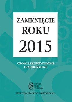 Zamknięcie roku 2015-Trzpioła Katarzyna
