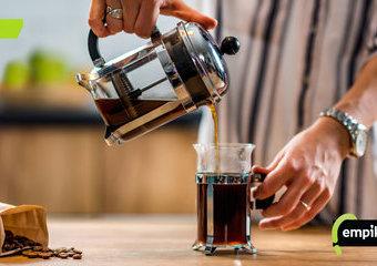 Zaparzacz do kawy, czyli french press – jak używać? Jaki french press wybrać?