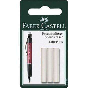 Zapasowe gumki do ołówków automatycznych, 3 sztuki-Faber-Castell