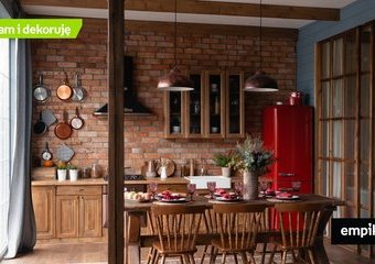 Zaproś styl retro do swojej kuchni