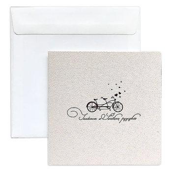 Zaproszenia na Ślub, 10 sztuk - ekologiczne-Forum Design Cards