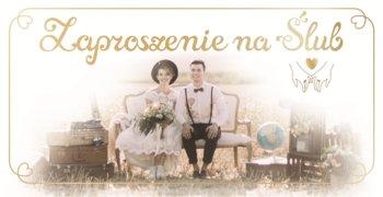 Zaproszenie na ślub ZAB109-AB Card