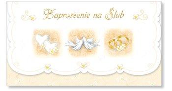 Zaproszenie na ślub ZS 1-Czachorowski