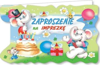 Zaproszenie na urodzinki ZACZ 67-Czachorowski