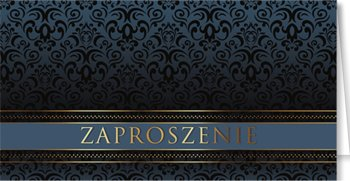Zaproszenie uniwersalne Z-STYLE 02-Stamp