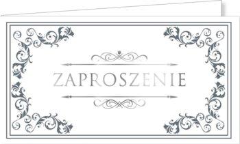 Zaproszenie uniwersalne Z-STYLE 05-Stamp
