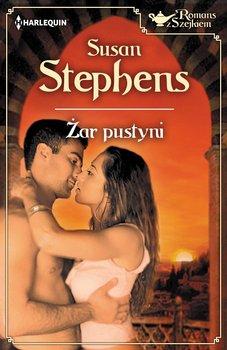 Żar pustyni-Stephens Susan